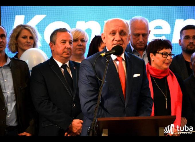 Wyniki wyborów do miasta i powiatu