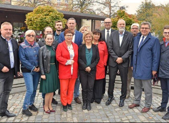 Grupiński – głosujmy na kandydatów Koalicji Obywatelskiej i Grzeszczyka