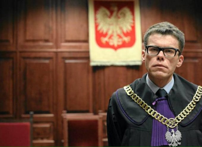 Sędzia Igor Tuleya w Ostrowie