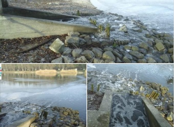 Woda na Piaskach zanieczyszczana?