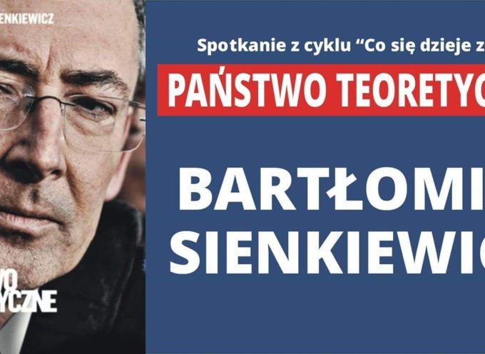 Bartłomiej Sienkiewicz w Kaliszu