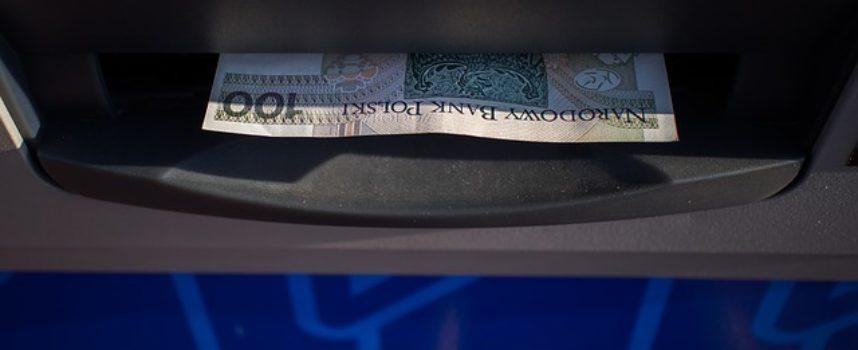 Niebezpieczny bankomat