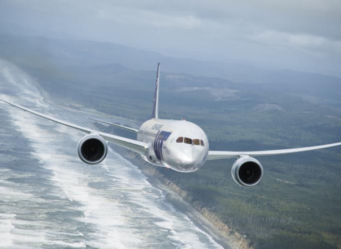 Wafle spod Kalisza w samolotach LOT
