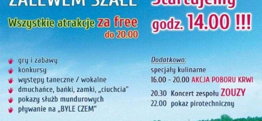 """""""Szałowy"""" policyjny festyn z okazji Dnia Dziecka"""