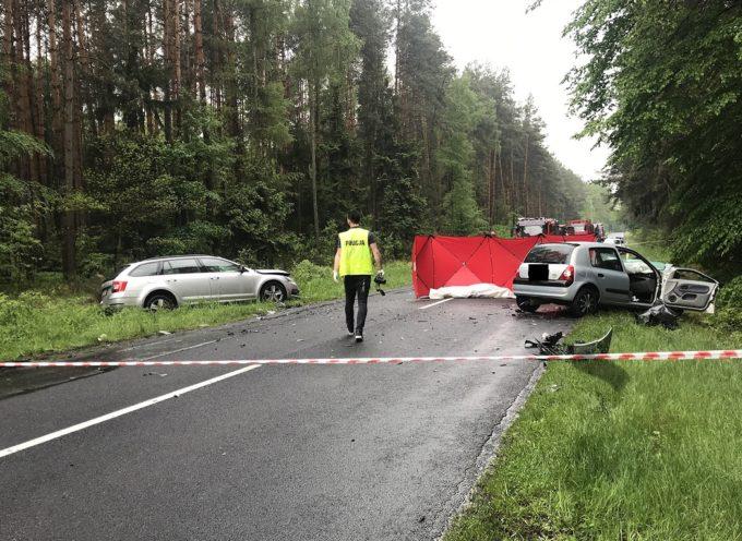 Śmierć na drodze
