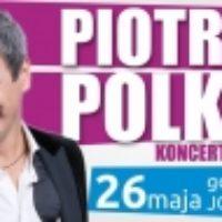 Piotr Polk w Jarocinie