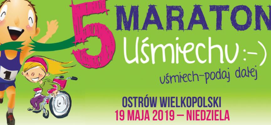 Maraton Uśmiechu w niedzielę w Ostrowie