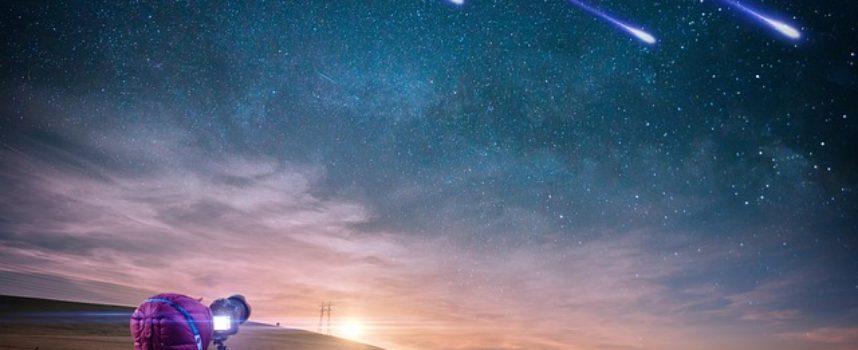 Perseidy – czas spadających gwiazd