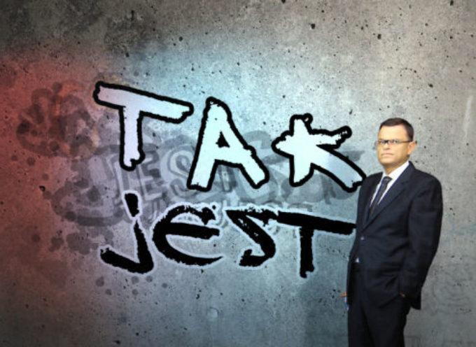 Dyskusja w TVN24 – występ posła z Ostrowa