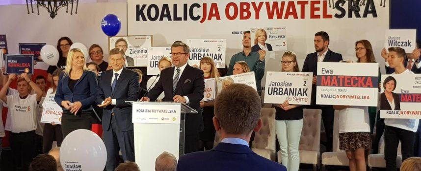 Jarosław Urbaniak wciąż posłem ze znakomitym wynikiem