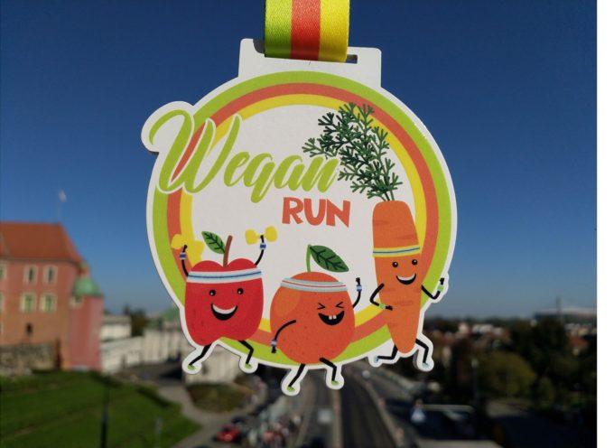 Vegan run – nietypowe wzywanie w nietypowy dzień