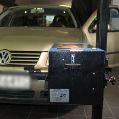 Sprawdź oświetlenie swojego pojazdu. Od 16 listopada bezpłatnie w powiecie kaliskim