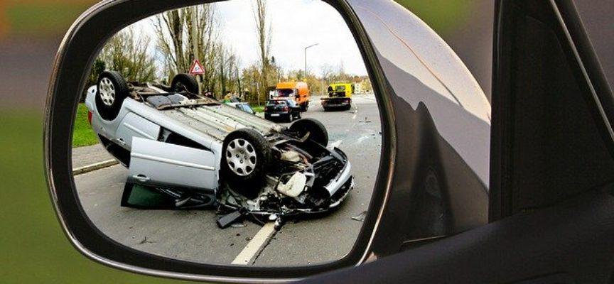 Poważny wypadek w Sieroszewicach