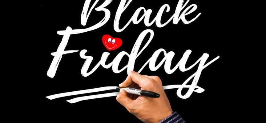 By Black Friday był czarny tylko w przenośni