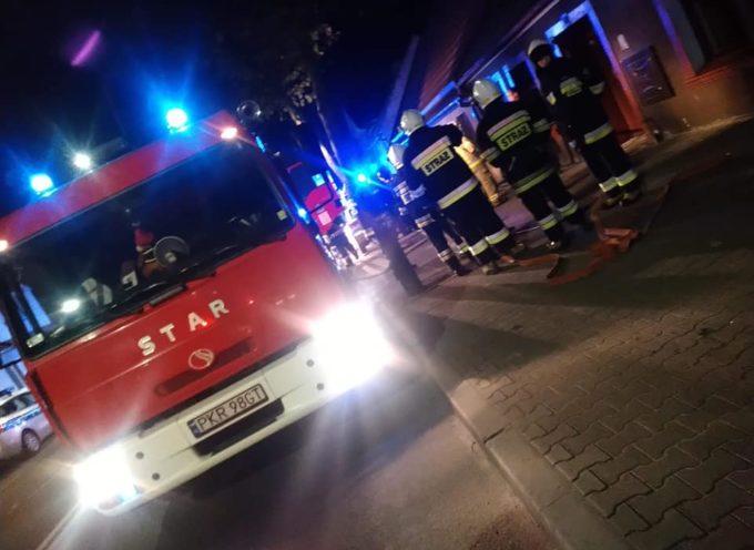 Pożar w Koźminie. Nie żyje kobieta