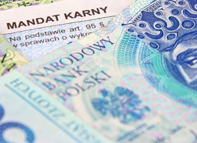 Połowa ukaranych nie płaci mandatów, budżet traci miliony – NIK