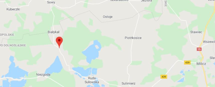 Śmierdzący problem tuż przy granicy Wielkopolski