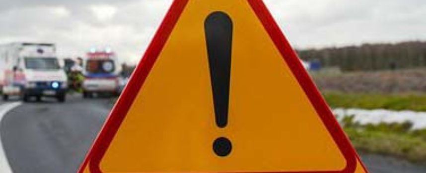 Drogowa katastrofa pod Odolanowem