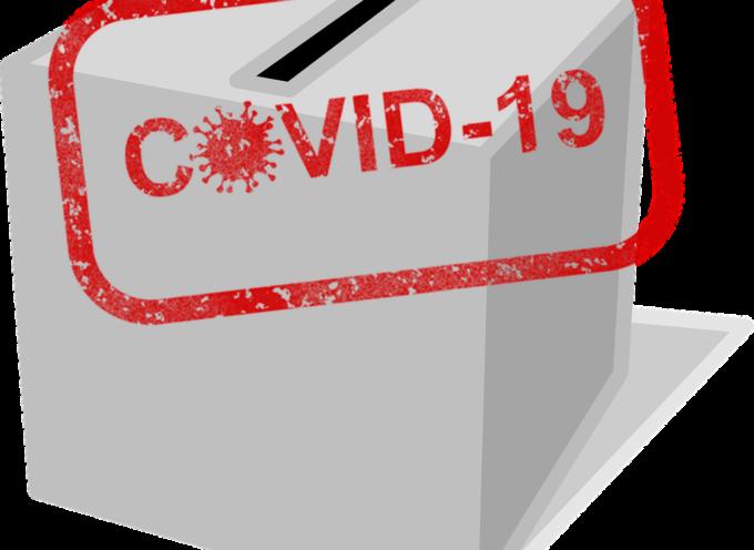 Projekt Ministerstwa Zdrowia ws. zasad bezpieczeństwa wyborów