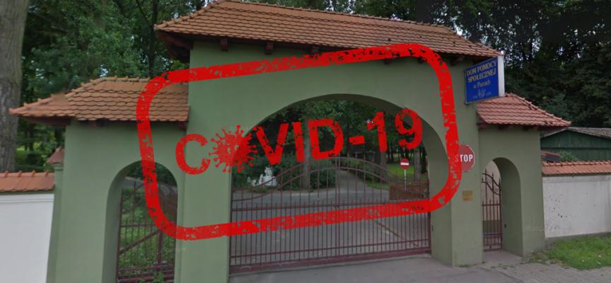 22 zakażenia w DPS Psary