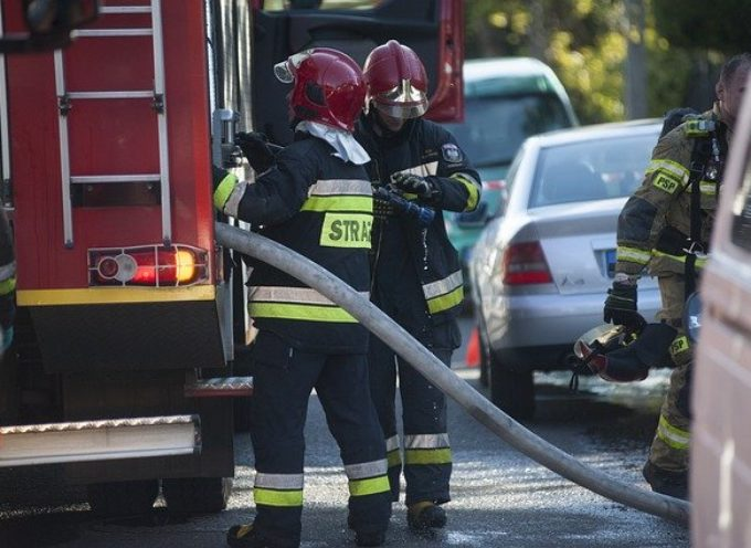 Krotoszyńscy strażacy w opałach