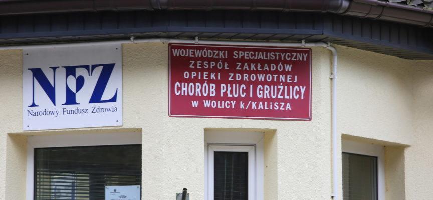Zła sytuacja w szpitalu w Wolicy?