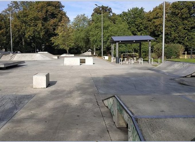 Śmierć w skateparku