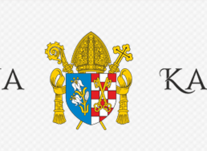 Ksiądz  biskup chronił pedofili