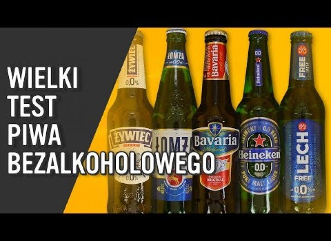 Piwo 0 lepsze od coli