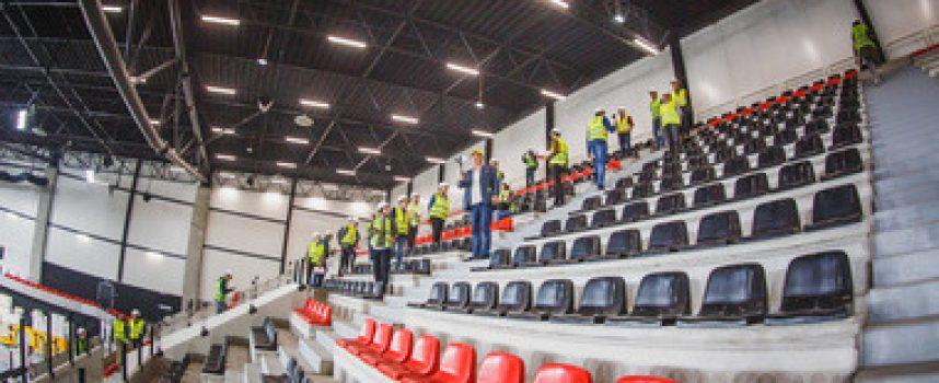 Ostrów Arena – czyli przepis na kolejne stanowiska