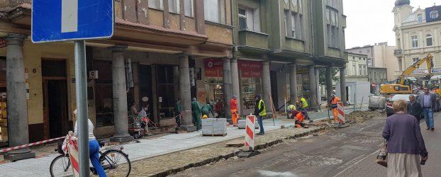 Osobliwe zajęcia władz Ostrowa