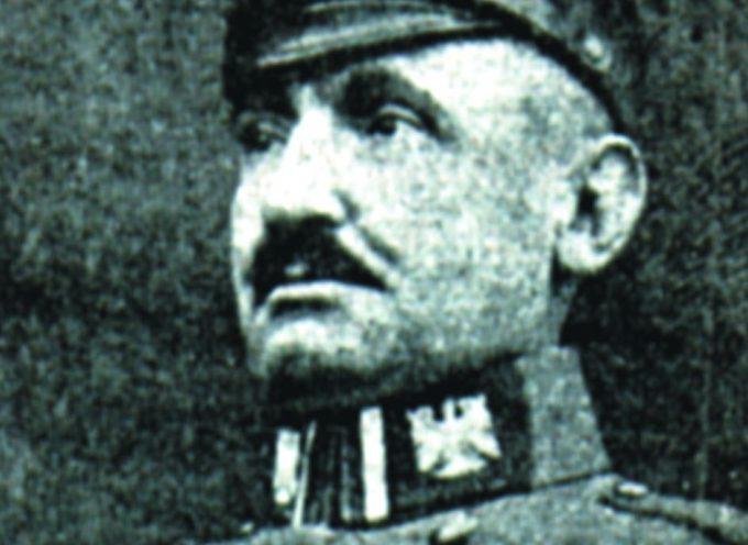 Awans kpt. Stanisława Taczaka.