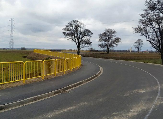 Wiosenne remonty na drogach powiatu ostrowskiego