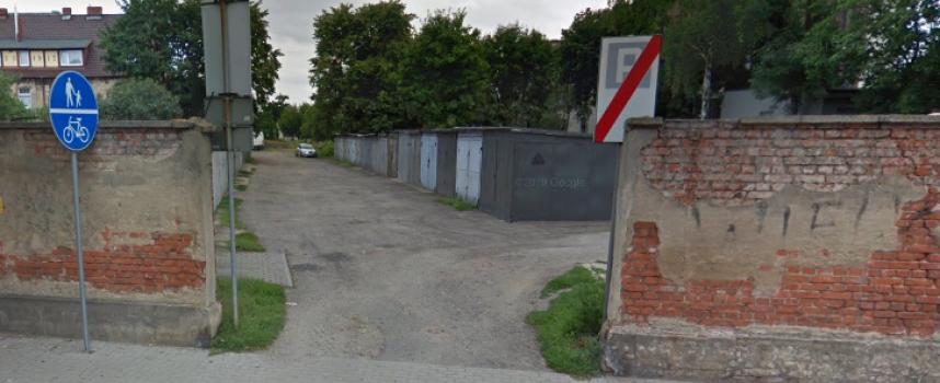 Garaże przy Kościuszki i nagła zmiana frontu