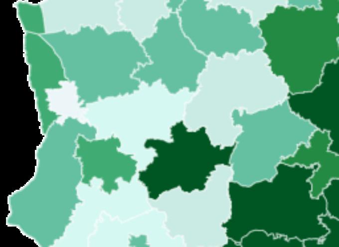 Zobacz mapę bezpieczeństwa w regionach