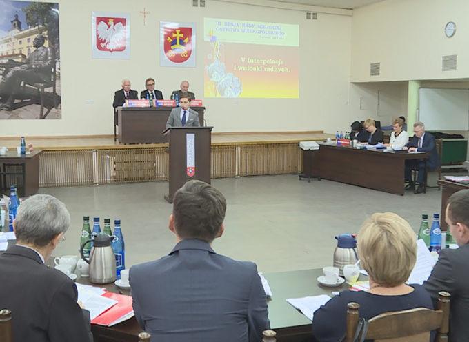 3 Sesja Rady Miejskiej Ostrowa Wielkopolskiego (1)