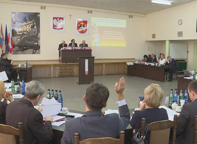 3 Sesja Rady Miejskiej Ostrowa Wielkopolskiego (2)