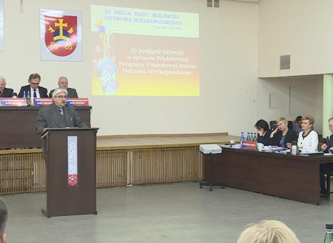 3 Sesja Rady Miejskiej Ostrowa Wielkopolskiego (3)