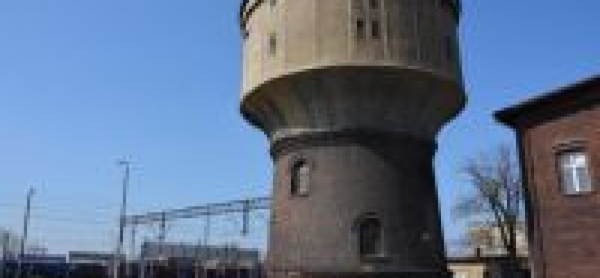 Wieża ciśnień PKP już chroniona jako zabytek