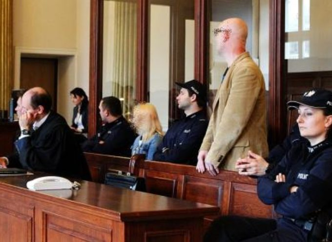 Wyrok dla nożowniczki