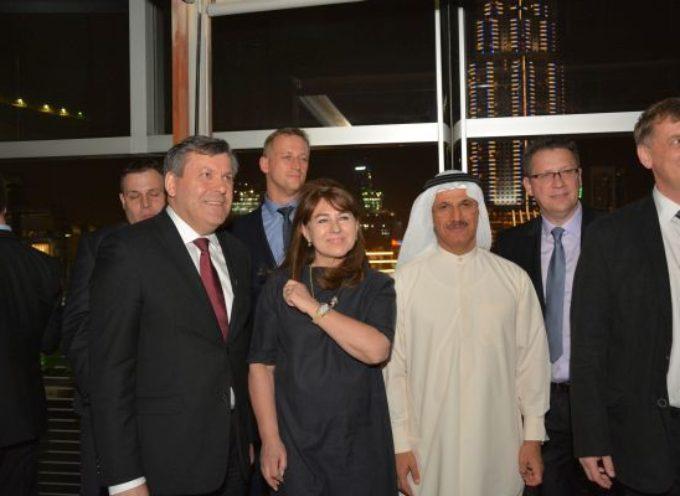 Delta Trade chce wejść na rynek Zjednoczonych Emiratów Arabskich
