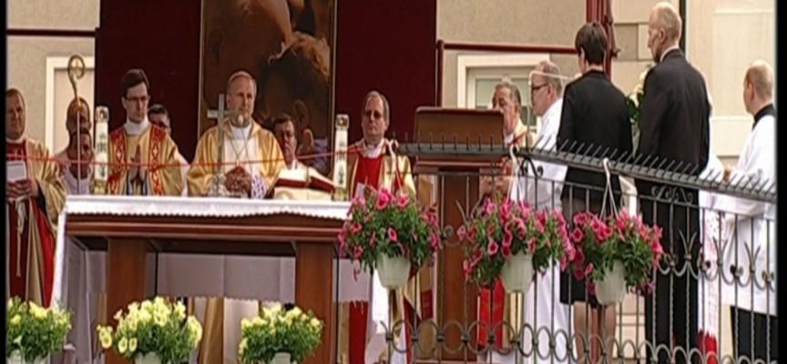 RETRANSMISJA – XVIII Pielgrzymka Rodzin DK do sanktuarium św. Józefa w Kaliszu