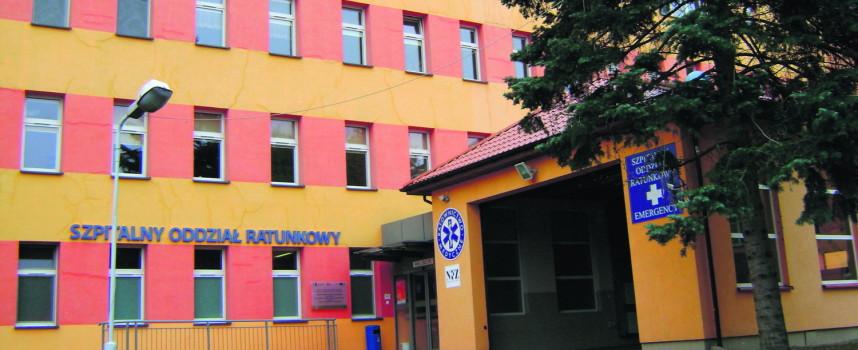 Awanturnik w szpitalu