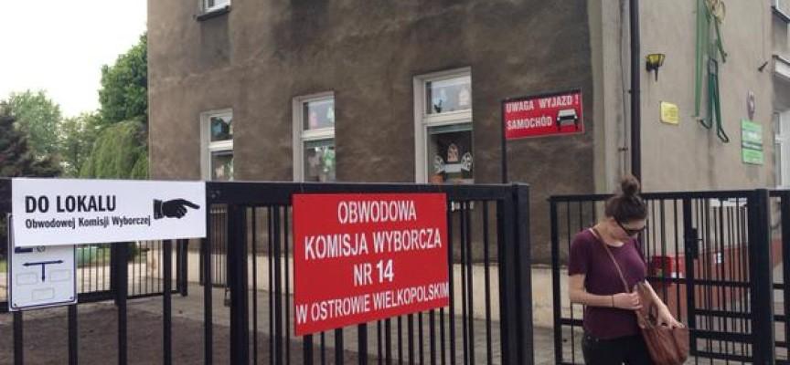 W Ostrowie wygrywa Bronisław Komorowski