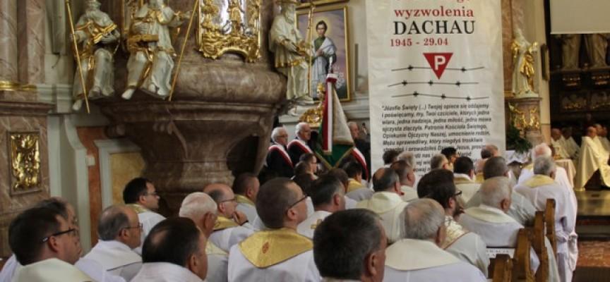 70 lat temu wyzwolono KL Dachau