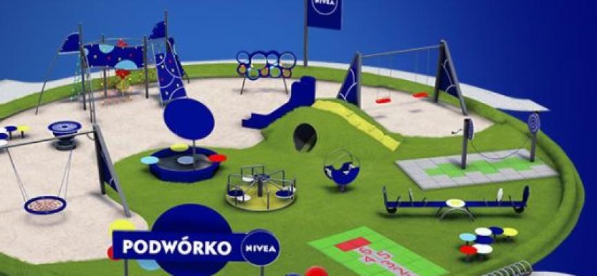 Małe gminy aktywne w walce o plac zabaw Nivea