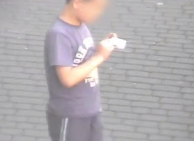 11-latek z dopalaczami