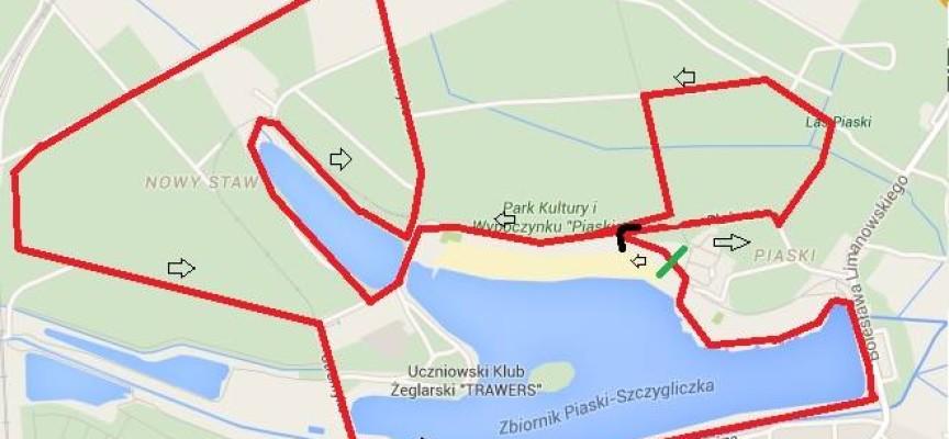 Pobiegają na Piaskach – Maraton Marka Jakowczyka