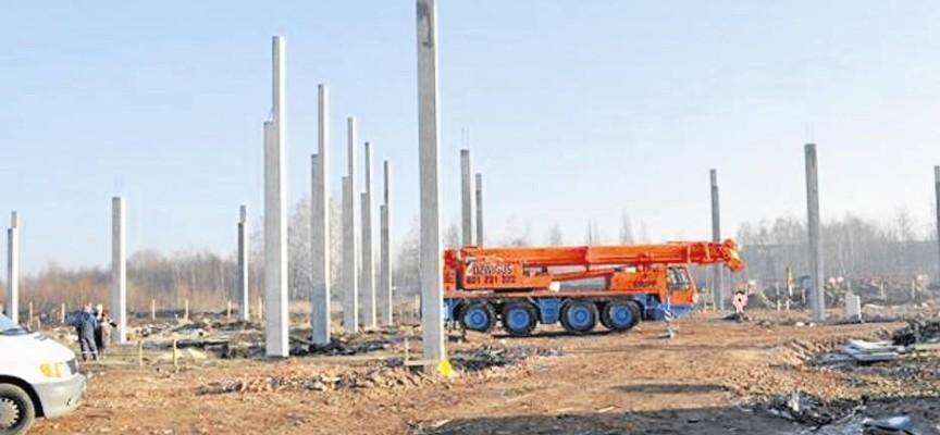 Ostrowski Park Przemysłowy gotowy i wynajęty