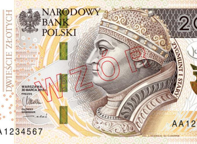 Ile 500-złotowych banknotów odbierzesz w pensji?